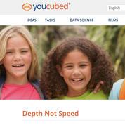 Depth Not Speed
