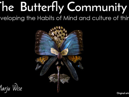 Is Change Good? Developing Habits Of Mind And A Culture of Thinking With The Butterfly Community