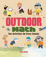 Outdoor Math - Fun Activities for Every