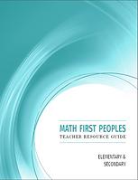 Math First Peoples -  Teacher Resource G