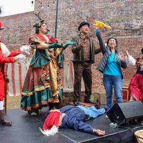 Juliet kills herself as Kate, Monty, Dol