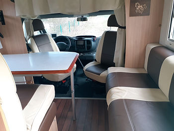 Bureau de mon véhicule coaching sophro truck