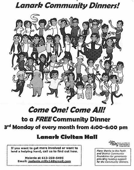Lanark Community Dinners.JPG