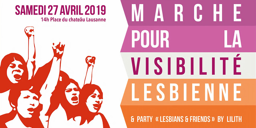 Marche pour la visibilité lesbienne
