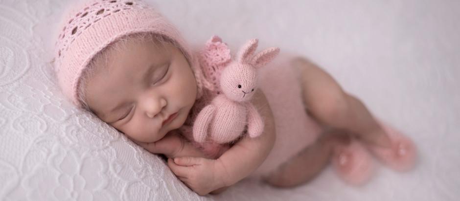 3 Tips para Elegir un Fotográfo de Recién Nacidos