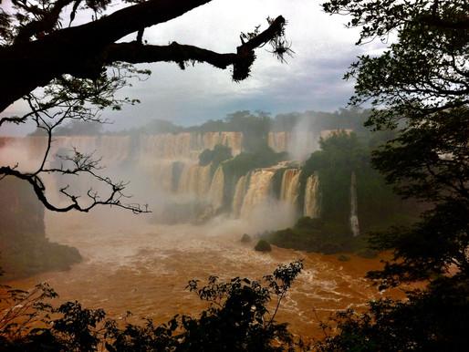 Travel Notes   Iguazú Falls, Argentina