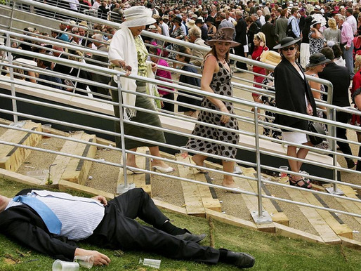 Ascot Race Day is Decadent and Depraved