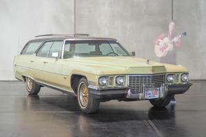 Cadillac Элвиса Пресли