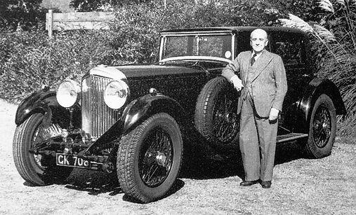 История компании Bentley | Rock Auto Club