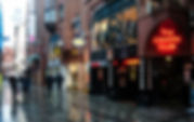 Холодный дождь в Ливерпуле
