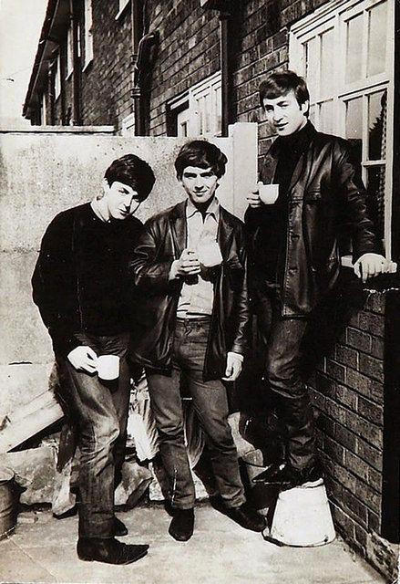 Предшественники Beatles | Rock Auto Club
