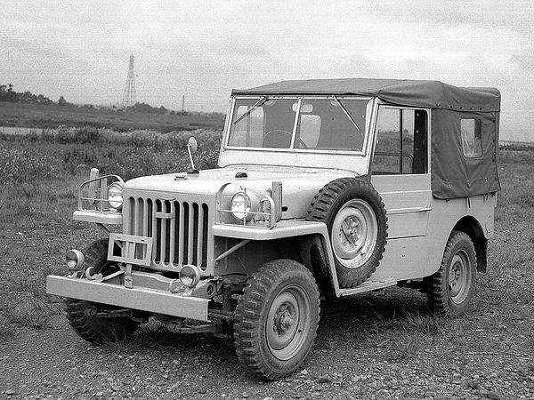 История автомобиля Toyota Land Cruiser | Rock Auto Club