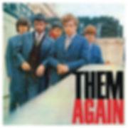 История британской группы Them Again | Rock Auto Club