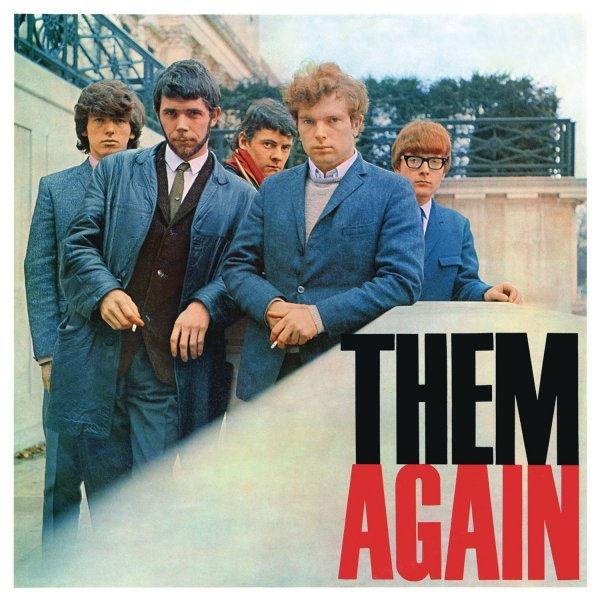 История британской группы Them Again   Rock Auto Club