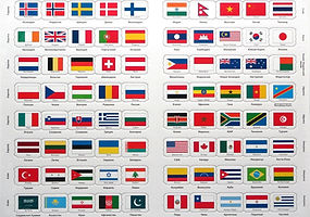 Все страны мира и их столицы | Rock Auto Club