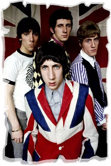 История группы The Who | Rock Auto Club