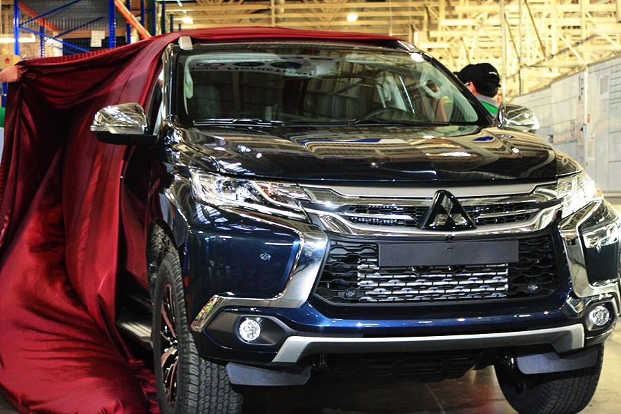 История Mitsubishi Motors | Rock Auto Club