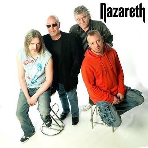 История группы Nazareth | Rock Auto Club