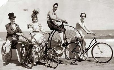 История велосипеда | Rock auto club