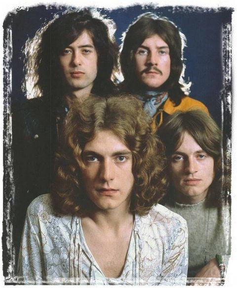 Led Zeppelin / Свинцовый дирижабль   Rock Auto Club.