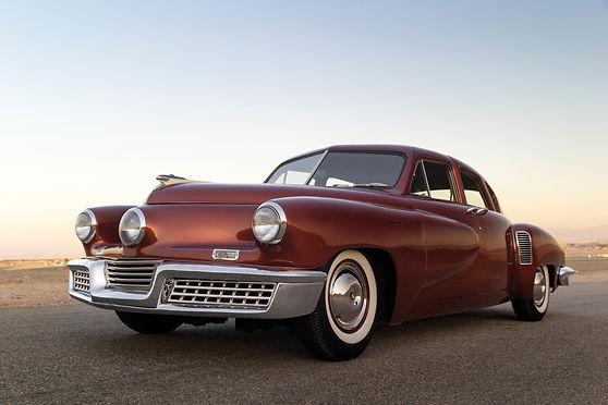 История автомобильной марки Tucker | Rock Auto Club
