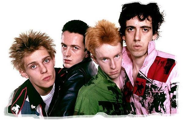 The Clash | Rock Auto Club