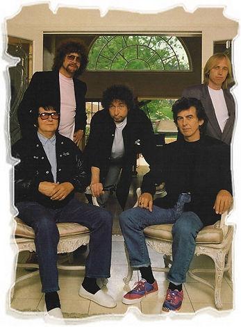 Группа The Travelling Wilburys | Rock Auto Club