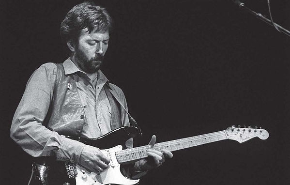 Биография Эрика Клэптона | Eric Clapton | Rock Auto Club