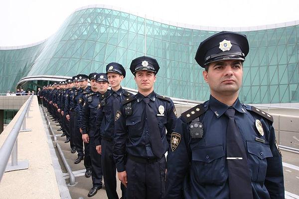 Полиция в Грузии | Адмирал+
