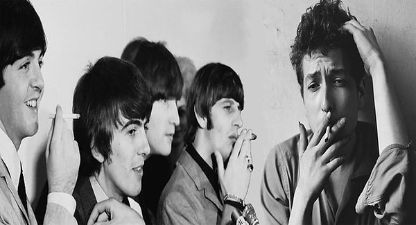 Bob Dylan and Beatles | Rock Auto Club