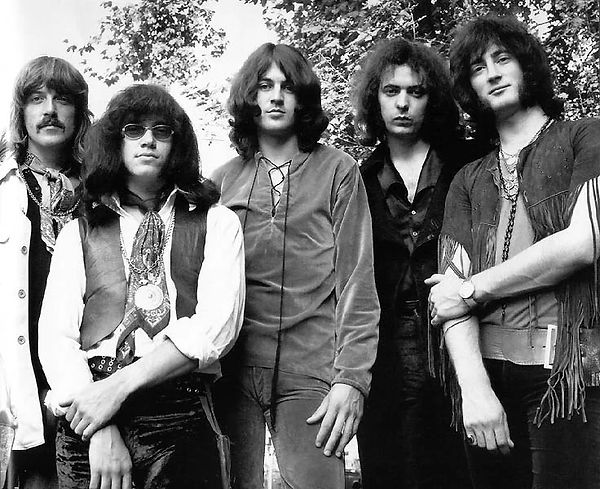 Deep Purple | Rock Auto Club