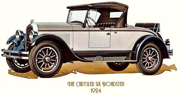 История фирмы Chrysler | Rock Auto Club