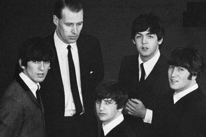 Джордж Мартин и Битлы | Rock Auto Club
