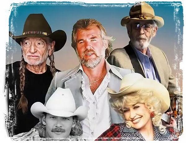 История кантри   Country music   Rock Auto Club