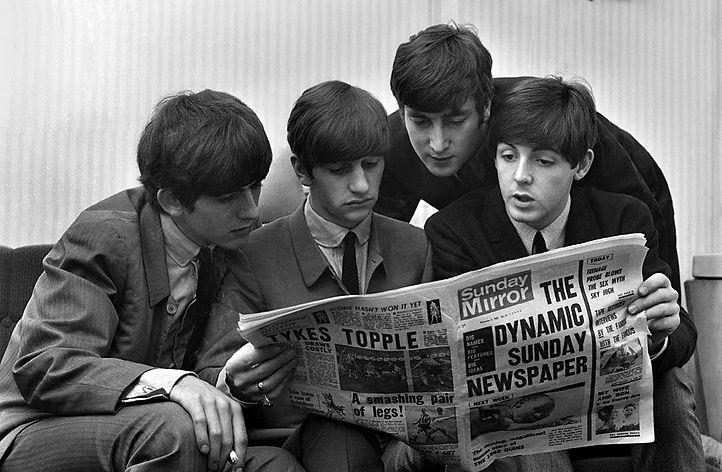Beatles Новости | Beatles News | Rock Auto Club