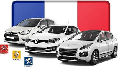 Французские автомобили | Rock Auto Club