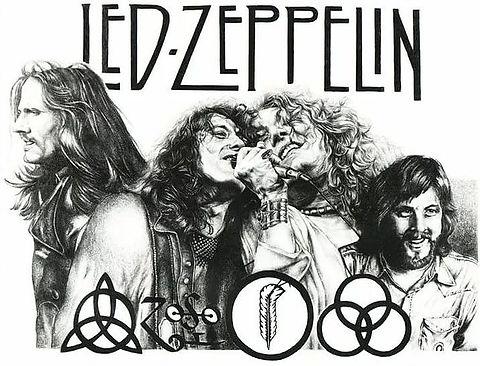История группы Led Zeppelin | Rock Auto Club