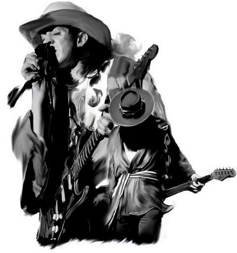 Stevie Ray Vaughan | Стиви Рэй Воэн | Rock Auto Club