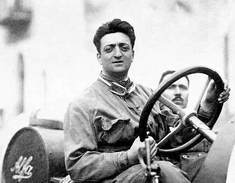 История создания Ferrari | Феррари | Rock Auto Club