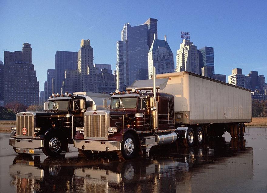 Американские грузовики | American trucks
