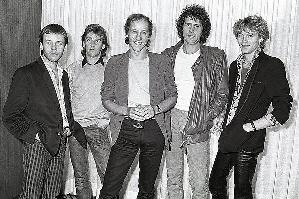 Группа Dire Straits | Rock Auto Club