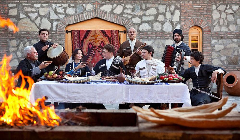 Грузинские традиции   Адмирал+