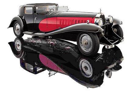 История создания Bugatti