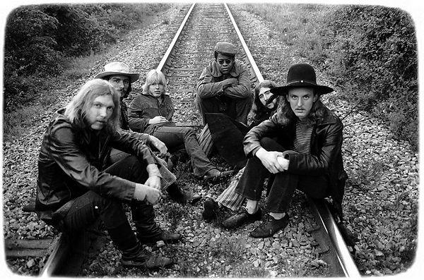 Allman Brothers Band | Rock Auto Club
