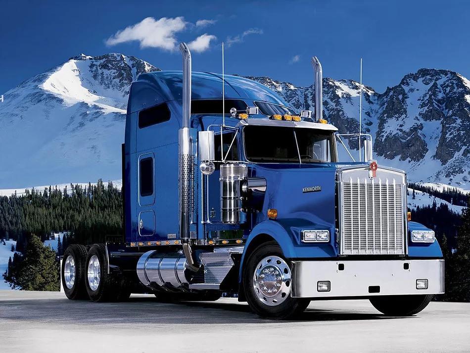 Американский грузовик International   Rock Auto Club