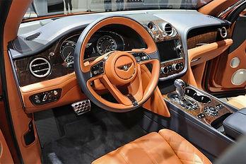 Bentley Bentayga | Салон | Rock Auto Club