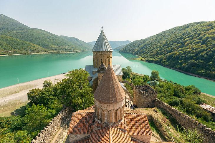 Путешествие по Грузии | Адмирал+