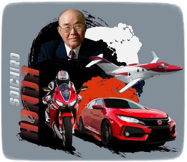 История компании Honda | Rock Auto Club