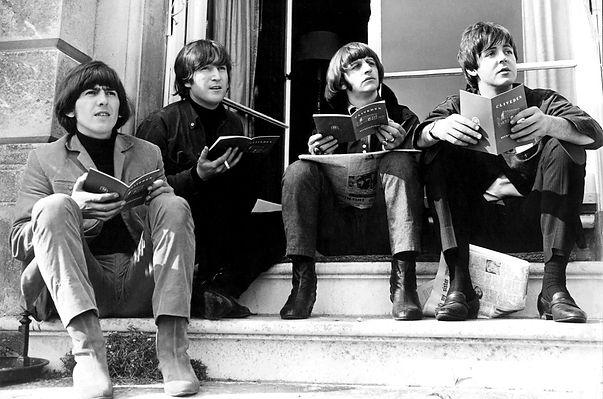 Моя книга о Beatles «Холодный дождь в Ливерпуле» | Rock Auto Club