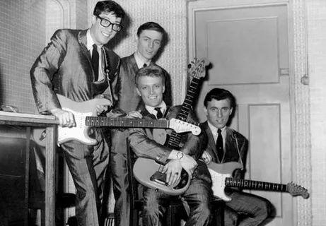 Британская инструментальная рок-группа The Shadows | Rock Auto Club